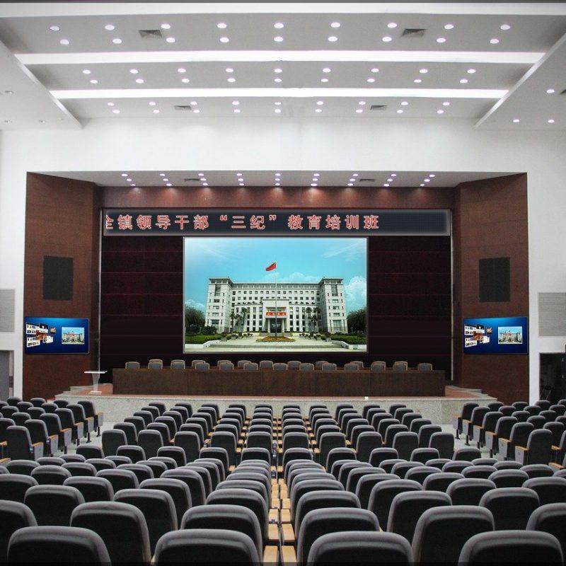 meerdere schermen